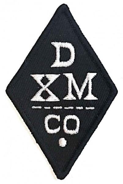 "DEUS EX MACHINA Aufnäher - ""DXM CO."""