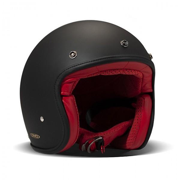 DMD Vintage Carbon Oro Seul Open Face Helmet