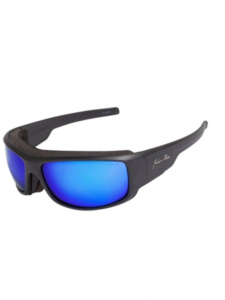 "JOHN DOE Glasses - ""Speedking Revo"" - blue mirror"