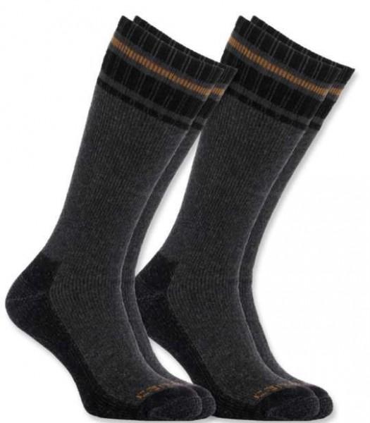 CARHARTT Socken Cold Weather Thermal Sock in Grau
