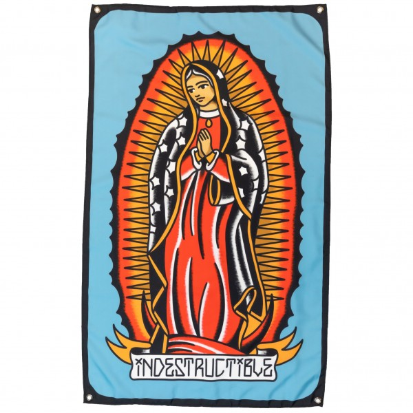 INDESTRUCTIBLE MFG Flagge Our Lady