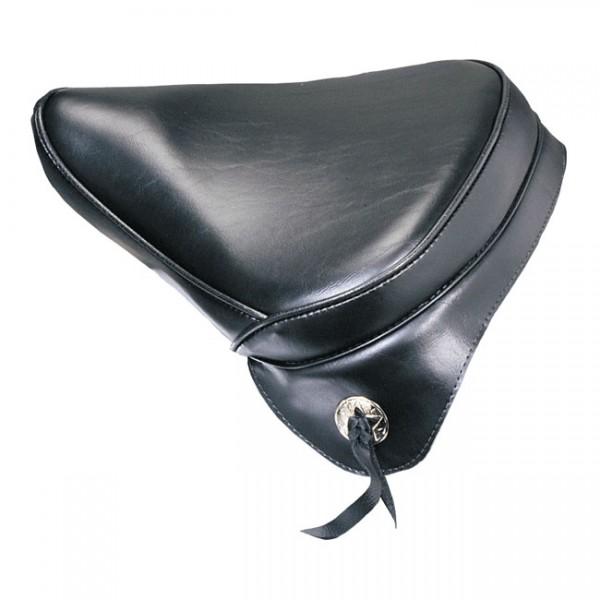 "LEPERA Sitz - ""Spring mounted solo seat. Skirt & conchos"" - UNIV."