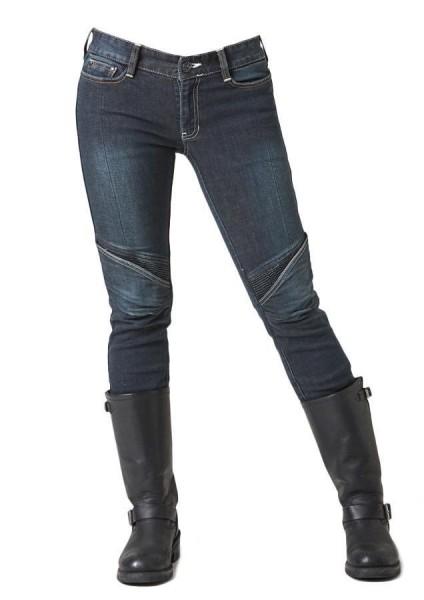 uglybros damen jeans aegis k kevlar blau. Black Bedroom Furniture Sets. Home Design Ideas