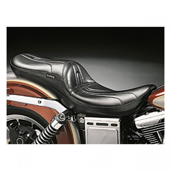 """LEPERA Seat - """"LePera, Sorrento 2-up seat. Gel"""" - 04-05 FXDWG(NU) (EXCL. OTHER DYNA)"""