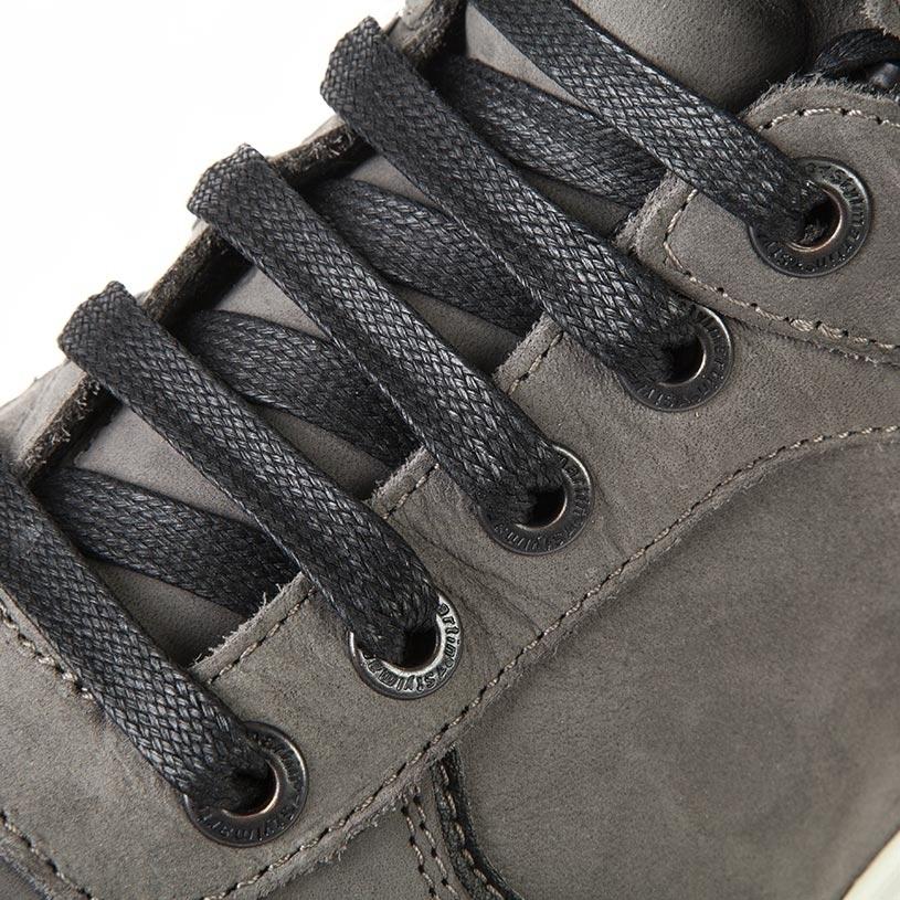 Smoke Grey 42 Stylmartin Smoke Waterproof Riding Shoes