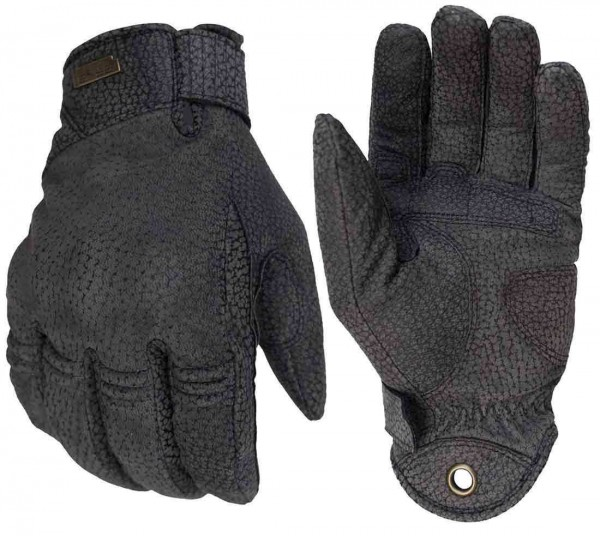 "ESKA Gloves - ""Silky"" - black graphite"
