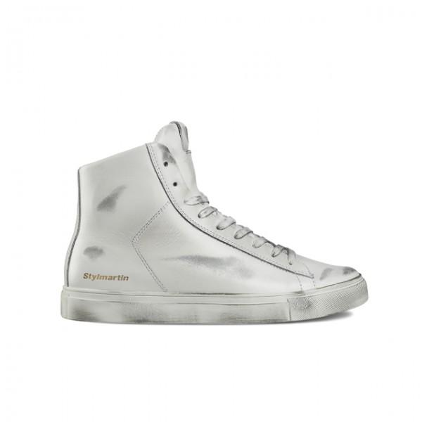 STYLMARTIN motorcycle sneaker Venice Ltd in white