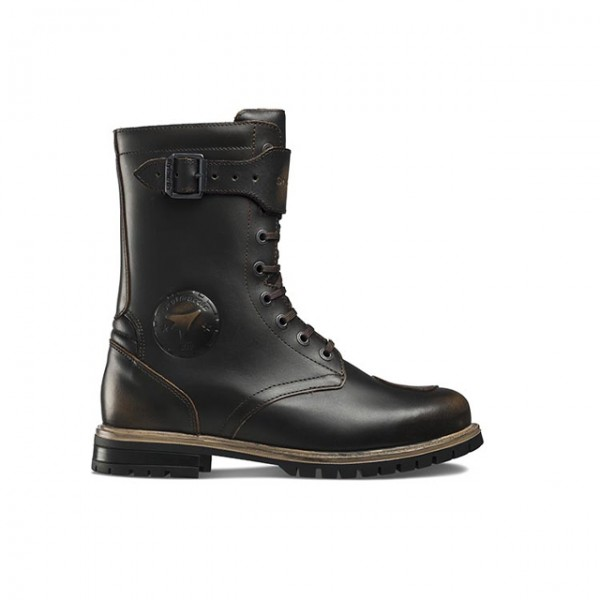 Stylmartin motorcycle boots Rocket in brown