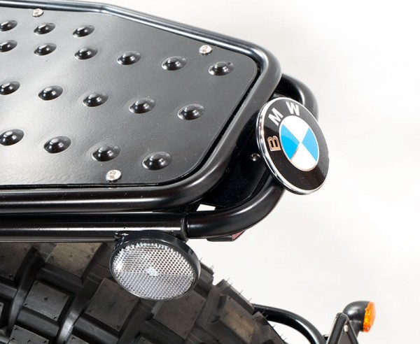 "UNITGARAGE - ""Luggage Carrier 1569"" for BMW - black"