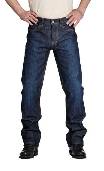 """ROKKER Jeans - """"Revolution"""" - wasserdicht blau"""