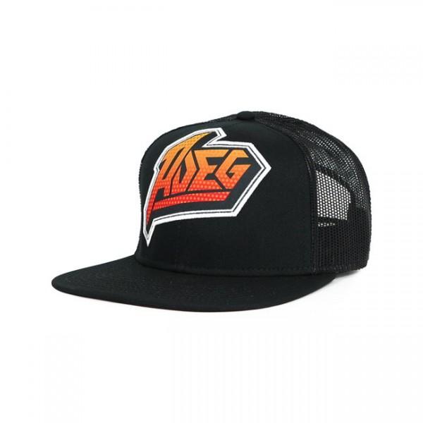 ROEG Hat 7 Tees in black
