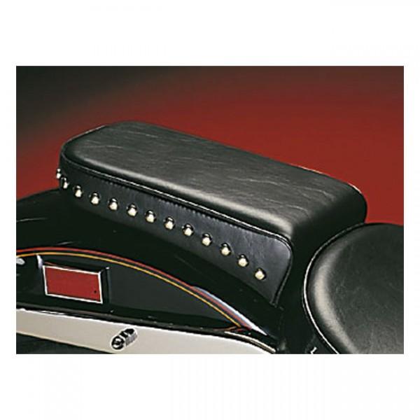 """LEPERA Sitz - """"Sanora Passenger seat. Smooth. Gel"""" - 84-99 Softail (NU)"""