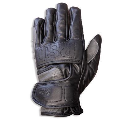 """ROLAND SANDS Handschuhe - """"Mission"""" - schwarz"""