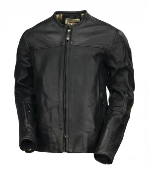 "ROLAND SANDS Jacket - ""Barfly"" - black"