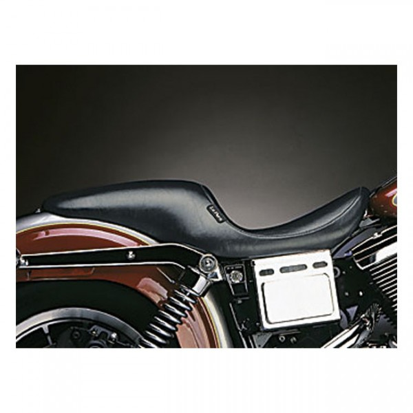 """LEPERA Seat - """"LePera, Silhouette Up-Front seat"""" - 96-03 DYNA FXDWG(NU) (EXCL. FXD)"""
