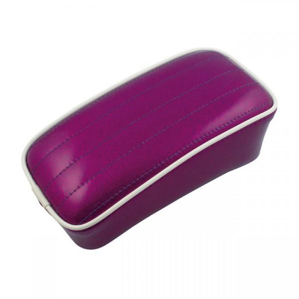 "LEPERA Sitz - ""Metalflake Passenger seat. Plum Purple"" - Universal"