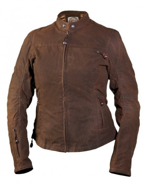 """ROLAND SANDS Women's Jacket - """"Vada"""" - olive"""