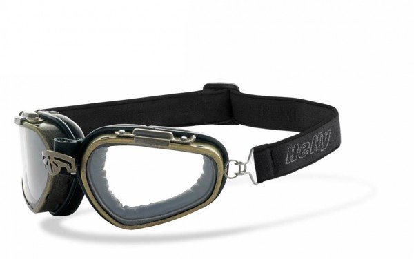 """HELLY BIKEREYES - """"Falcon"""" - antique motorcycle goggles"""