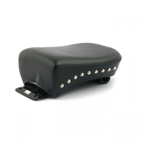 """LEPERA Sitz - """"Monterey Passenger seat. Smooth. Gel"""" - 00-07 Softail with up to 150mm tire (excl. De"""