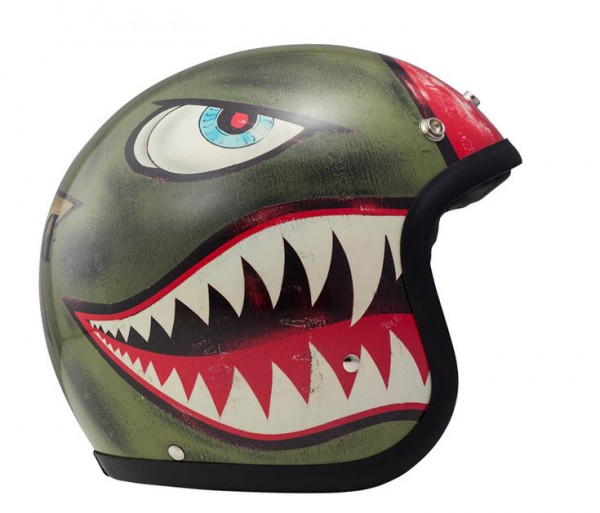 "DMD Vintage - ""Shark"" - designed by Gaetano Sole - ECE"