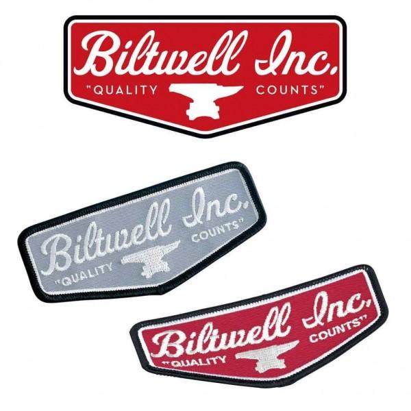 "BILTWELL Aufnäher - ""Shield Patch"""