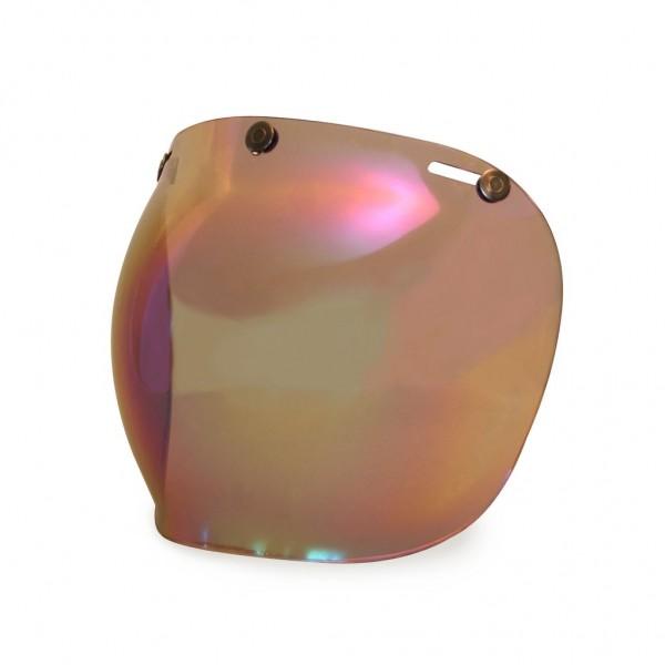 "HEDON Hedonist Visier - ""Bubble"" - rainbow verspiegelt"