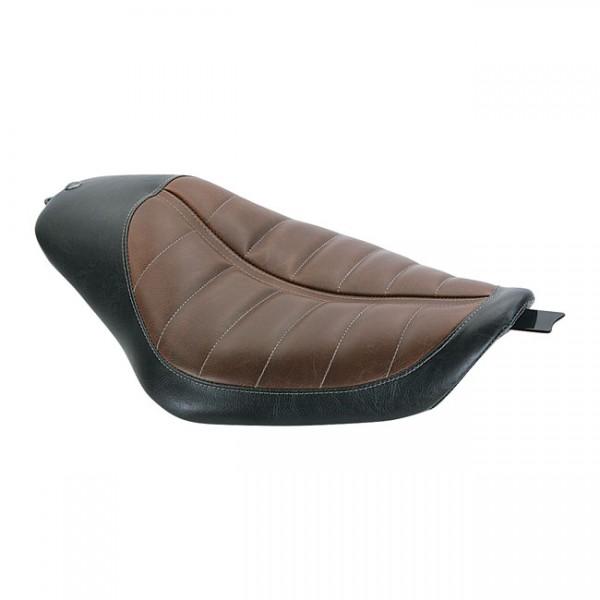 "ROLAND SANDS Seat - ""Bob Job seat. Enzo, brown"" - 04-20 XL (excl. 04-06 XL)"