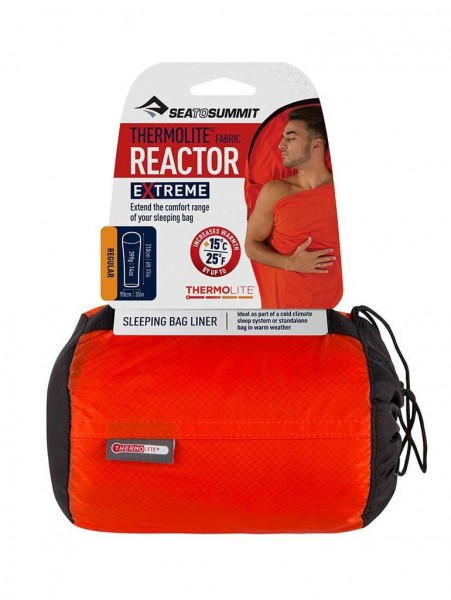 "SEA TO SUMMIT Sleeping Bag Liner - ""Thermolite Reactor Extreme"""