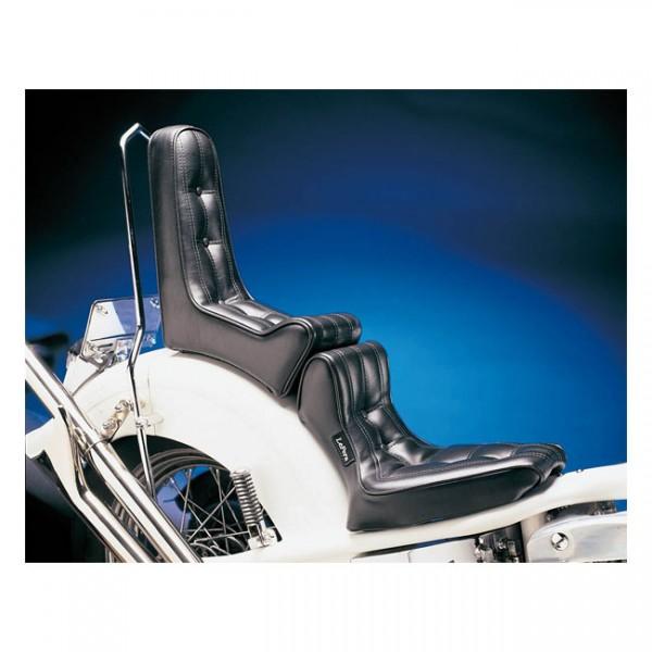 "LEPERA Seat - ""LePera, Signature I - Rigids, 2-piece seat. High"" - Rigid frames"
