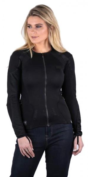 "KNOX Women's Armoured Shirt - ""Urbane Pro"" - black"