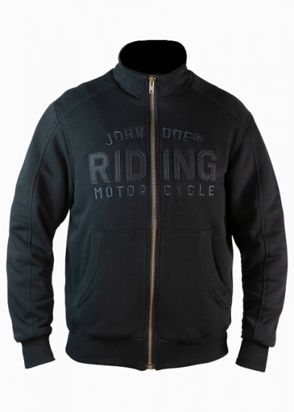 JOHN DOE Jacket Stand Up Neck Riding XTM black