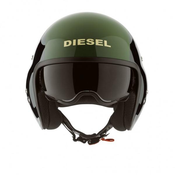 DIESEL Hi-Jack von AGV - schwarz-grün