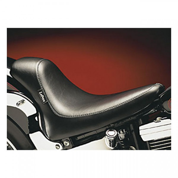 """LEPERA Sitz - """"Silhouette Bullet solo seat"""" - 00-07 Softail (excl. FXSTD Deuce). Frame mounted, for"""