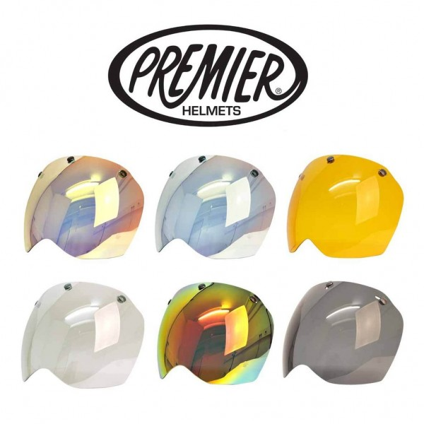 """PREMIER Trophy MX - """"Flat Shield"""" - various colours available"""