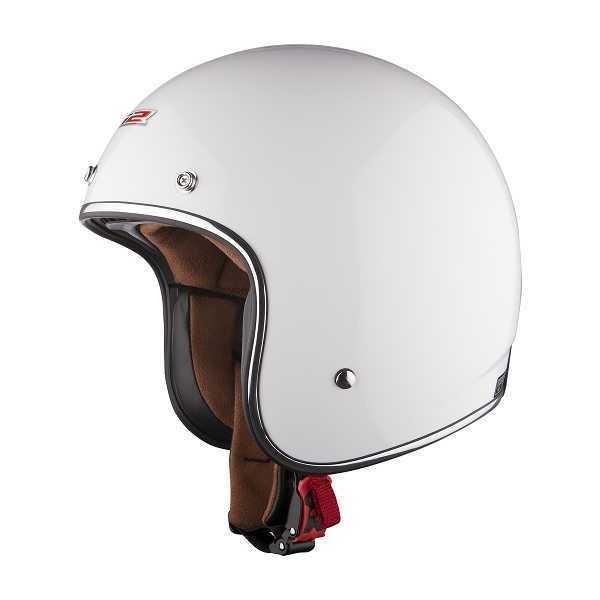 LS2 Bobber - white-glossy - Helmet