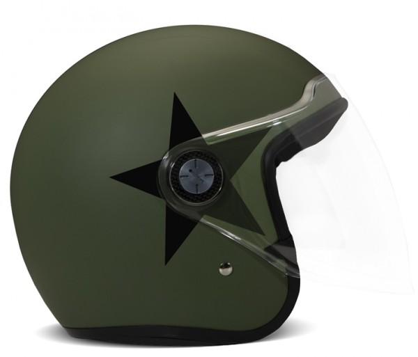 DMD Jethelm P1 Star Green