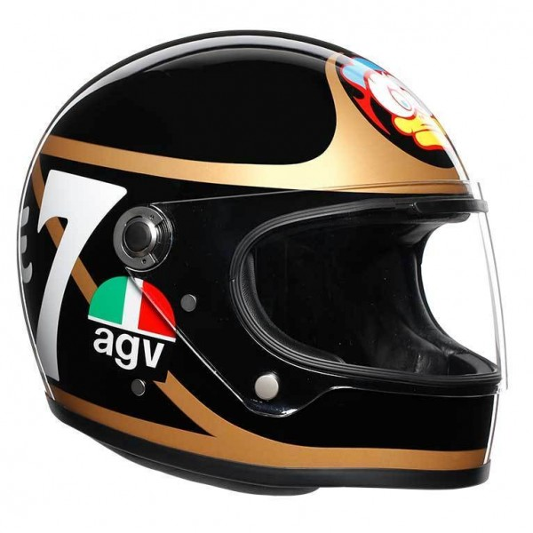 AGV X3000 Limited Edition Barry Sheene
