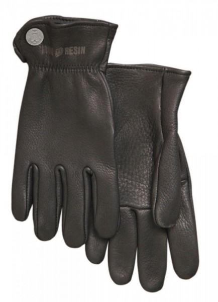 Iron & Resin Handschuhe Bobber schwarz