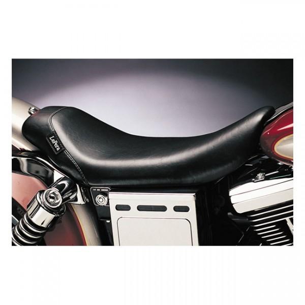 "LEPERA Seat - ""LePera, Bare Bones solo seat. Basket Weave"" - 96-03 Dyna (excl. FXDWG) (NU)"