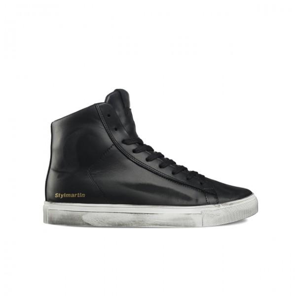 STYLMARTIN motorcycle sneaker Venice Ltd in black
