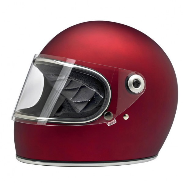 Biltwell Gringo S Flat Red ECE und DOT