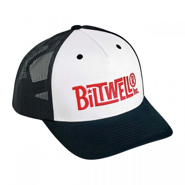 "BILTWELL Hat - ""Vintage"" - black & white"