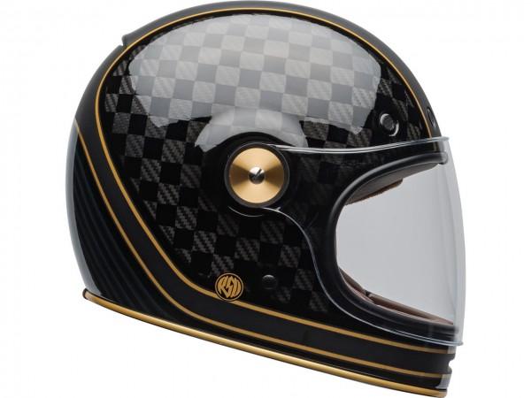 BELL Bullitt Carbon Helmet DLX RSD Check It ECE