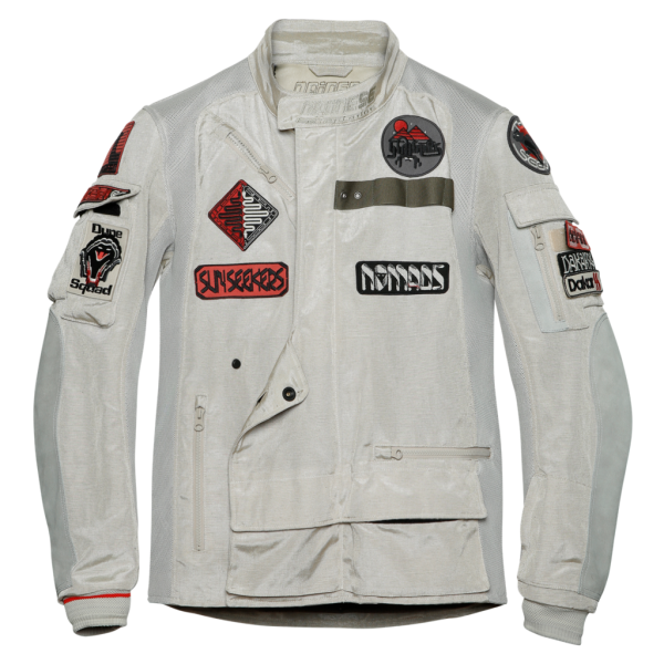 """DAINESE 72 Jacket - """"Alger Nomad Tex"""" - feather gray"""