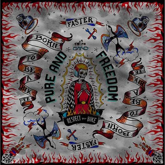 Bandana Respect by DMD