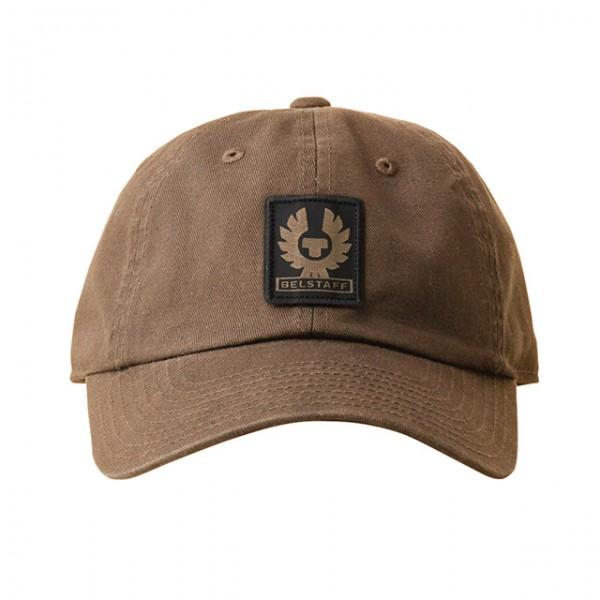 BELSTAFF Cap Phoenix Logo in Khaki