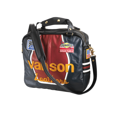 "VANSON Bag - ""Star Bag"" - black"