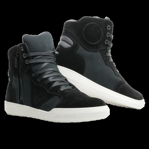 """DAINESE Motorcycle Sneakers - """"Metropolis D-WP®"""" - waterproof, black"""
