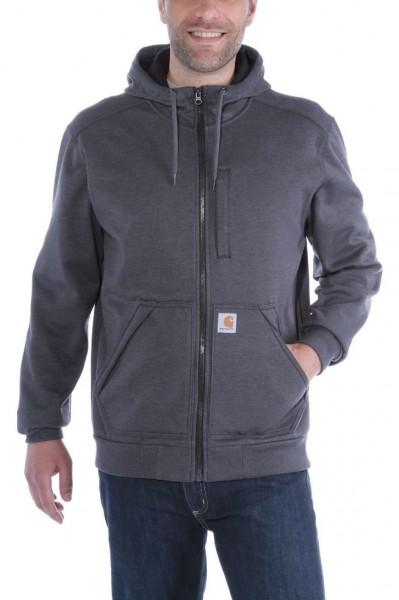 "CARHARTT Hoodie - ""Wind Fighter Sweatshirt"" - carbon heather"