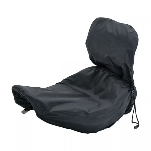 """MUSTANG Sitz - """"Mustang, rain cover. For solo seats with rider backrest"""" -"""